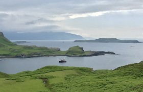 Gometra and Ulva by Marina Murray