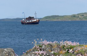 Anchored at Crinan