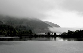 Loch Oich, Caledonian Canal