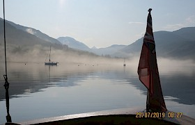 Early Morning Inverie, Gillian Lewis